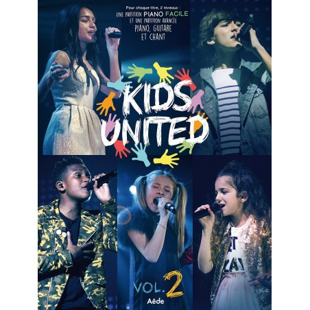 KIDS UNITED - VOLUME 2