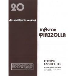 20 DES MEILLEURS ŒUVRES...