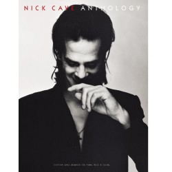 Songbook NICK CAVE ANTHOLOGY