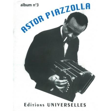 ASTOR PIAZZOLLA – ALBUM N°3