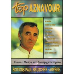 TOP Charles AZNAVOUR