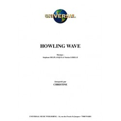 HOWLING WAVE