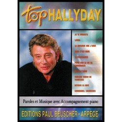 TOP Johnny HALLYDAY (Vol.1)
