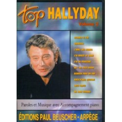 TOP Johnny HALLYDAY (Vol.2)