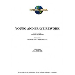 YOUNG AND BRAVE REWORK