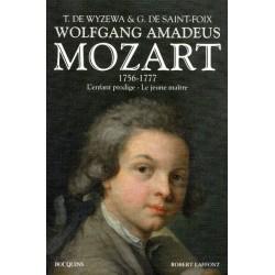 WOLFGANG AMDEUS MOZART -...