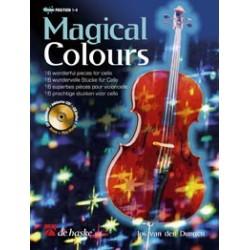 MAGICAL COLOURS Violoncelle (+ CD)