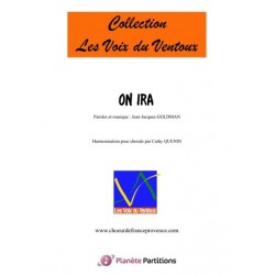 ON IRA (4 voix mixtes SATB)