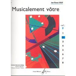 MUSICALEMENT VÔTRE VOLUME 2