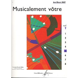 MUSICALEMENT VÔTRE VOLUME 5