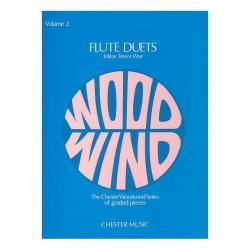 WOODWIND FLUTE DUETS VOLUME 2