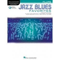 JAZZ BLUES FAVORITES - FLUTE
