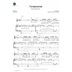 FONDAMENTAL (PIANO/VOIX)