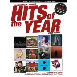 HITS OF THE YEAR 2017 (EASY...