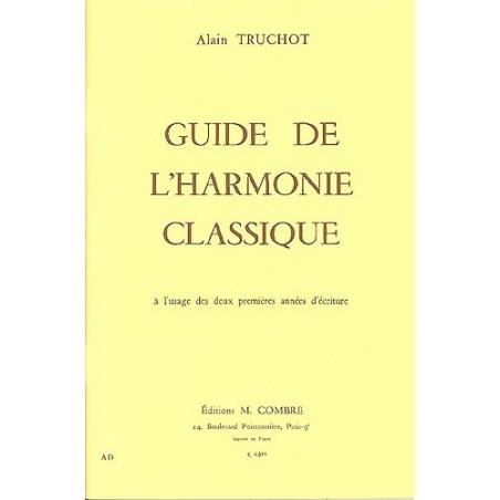 GUIDE DE L'HARMONIE CLASSIQUE
