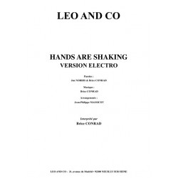 HANDS ARE SHAKING (VERSION...