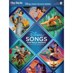 DISNEY SONGS FOR MALE...