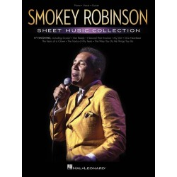 SMOKEY ROBINSON - SHEET...