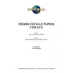 PIERRE FEUILLE PAPIER CISEAUX