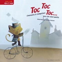 TOC TOC TOC... (+CD)
