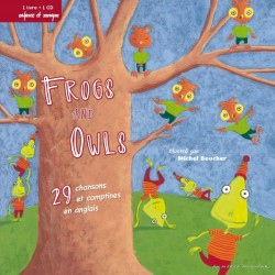 FROGS AND OWLS (+CD)