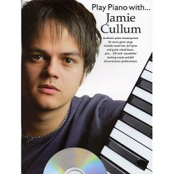 PLAY PIANO WITH... JAMIE CULLUM (+CD)