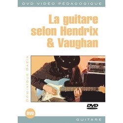 DVD LA GUITARE SELON...