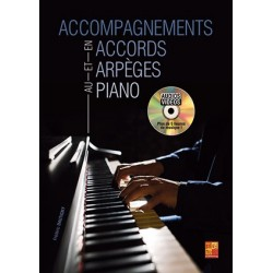 ACCOMPAGNEMENTS EN ACCORDS...