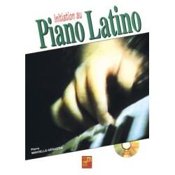 INITIATION AU PIANO LATINO...