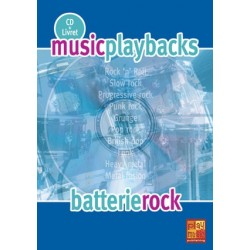 MUSIC PLAYBACKS - BATTERIE...