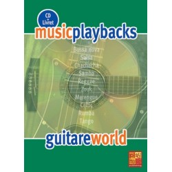 MUSIC PLAYBACKS - GUITARE...