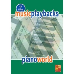 MUSIC PLAYBACKS - PIANO...