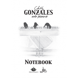 CHILLY GONZALES : NOTEBOOK...