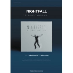 Piano Music Sheet - Alberto Giurioli -Nightfall