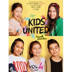 KIDS UNITED - VOLUME 4