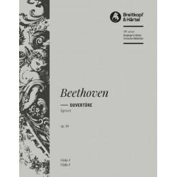 BEETHOVEN EGMONT OUVERTURE OP.84 (ALTO)