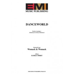 Partition DANCEWORLD Womack & Womack