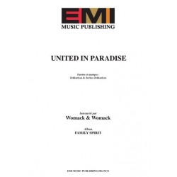 Partition UNITED IN PARADISE Womack & Womack