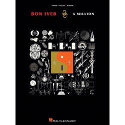 SONGBOOK BON IVER 22 A MILLION