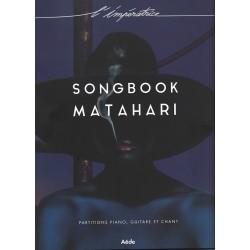 SONGBOOK L'IMPÉRATRICE MATAHARI
