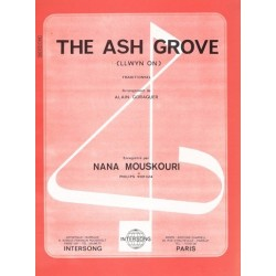 Partition THE ASH GROVE (LLWYN ON) Nana MOUSKOURI