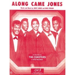 Partition ALONG CAME JONES THE COASTERS