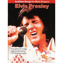 AUDITION SONGS FOR MALE SINGERS ELVIS PRESLEY