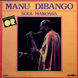 Partition NEW BELL (HARD PULSATION) Manu DIBANGO