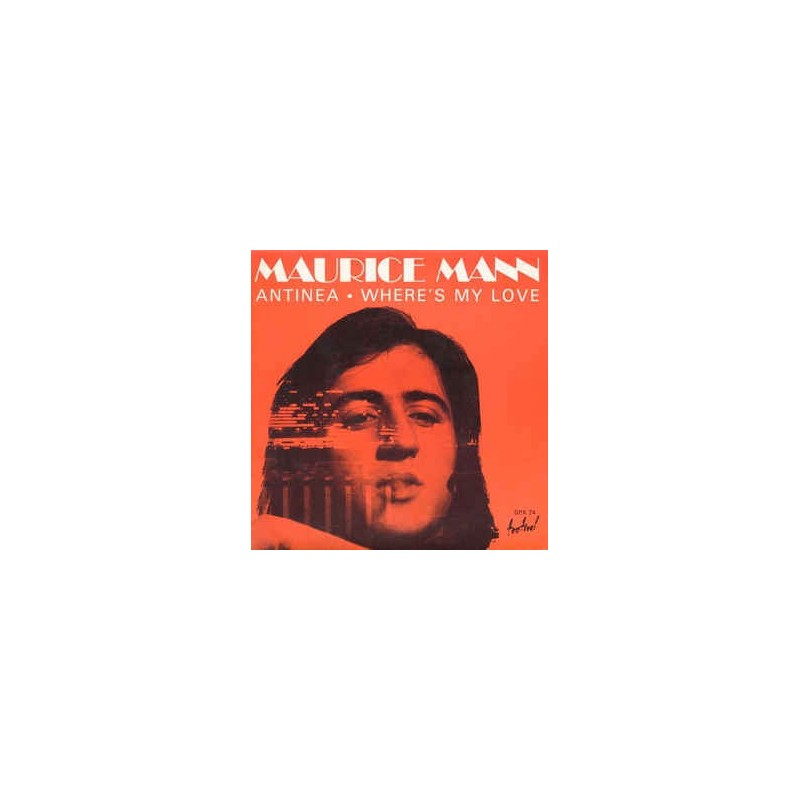 Partition WHERE'S MY LOVE Maurice MANN