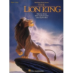 Songbook THE LION KING
