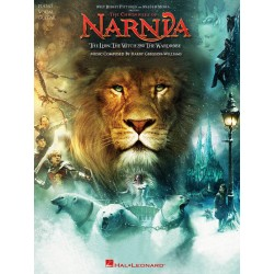 Songbook THE CHRONICLES OF NARNIA (THE LION, THE WITCH AND THE WARDROBE)