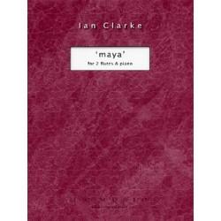 Partition MAYA Ian Clarke