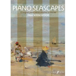 Partition PIANO SEASCAPES Pam Wedgwood