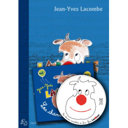 Songbook LES CHANSONS ANIMALIÈRES Jean-Yves Lacombe